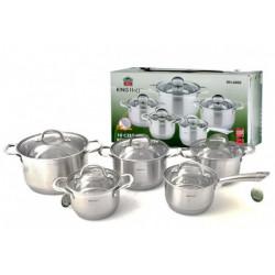 Набор Посуды 10пр KingHoff KH4466