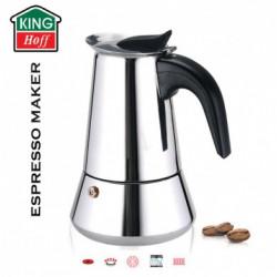 Кофеварка гейзерная 12 чашек KingHoff KH1047