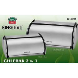 Хлебница 2пр KingHoff  KH3201M