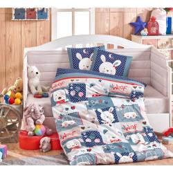 Постельное белье детское Hobby Snoopy синее