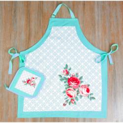 Набор для кухни Barine - Rose фартук с прихваткой