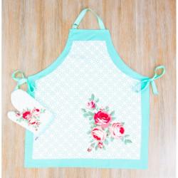 Набор для кухни Barine - Rose фартук с рукавичкой