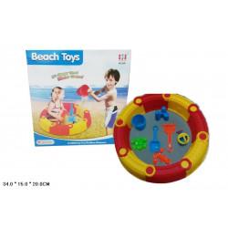 Игрушка-столик для игры в песке 041