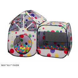 Палатка волшебный домик в сумке 5538-18