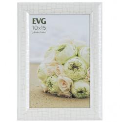 Рамка для фото 10х15 frame EVG Deco ZH007-1F White