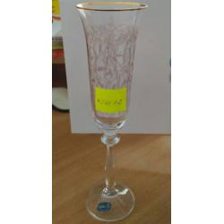 Набор бокалов 190мл/2шт для шампанского Bohemia Angella 40600 436672 /2
