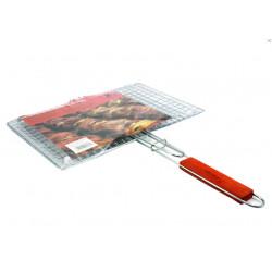 Решетка для барбекю 28*38*1 см 1,5 мм 001