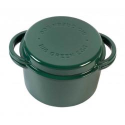 Казан круглий зелений Big Green Egg 117045