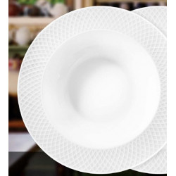 Wilmax.Julia Vysotskaya.Набір тарілок глибоких 22,5см-2шт.Color