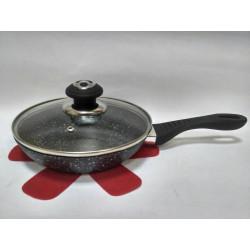 Сковорода c мраморным покрытием 24см Vissner VS7550-24