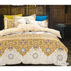 Постельное белье двухспальное Arya Alfredo