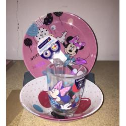 Набор детский Luminarc Disney Party Minnie N5279/1