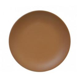 Тарелка обеденная 25 см Keramia Табако (24-237-015)