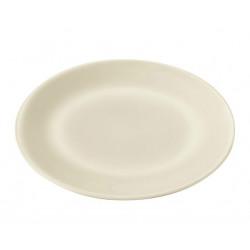 Тарелка обеденная 25 см Keramia Крем (24-237-077)