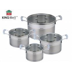 Набор посуды 8пр KingHoff KH1202