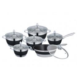 Набор посуды 12пр Klausberg KB7175