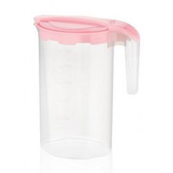 Кувшин 1,75л пластиковый Bager Pink BG-417 P