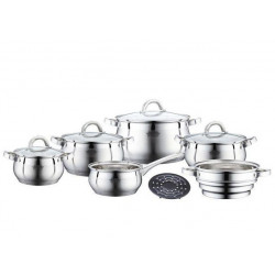 Набор посуды 11пр Peterhof PH15846