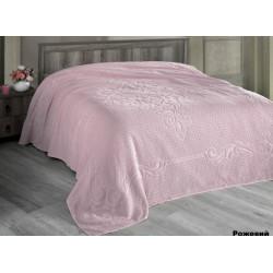 Простынь махровая 160X220  Arya Foli Розовый