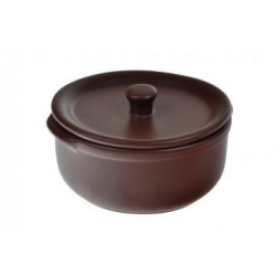 Кастрюля керамическая для запекания 600 мл Keramia Табако (24-237-055)