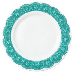 Тарелка десертная Lacy 21см Krauff (21-252-002)