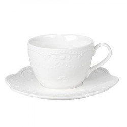 Чашка чайная&блюдце 250 мл Mariposa Krauff (21-252-094)