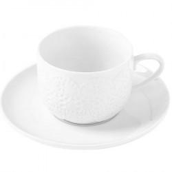 Чашка чайная&блюдце 250 мл Lacy Krauff (21-252-012)