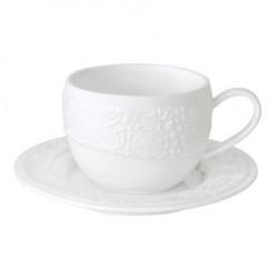 Чашка кофейная&блюдце 120 мл Garden Collection Krauff (21-252-077)