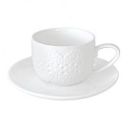 Чашка кофейная&блюдце 120 мл Lacy Krauff (21-252-075)