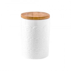 Емкость для сыпучих 16 см Lacy Krauff (21-252-015)