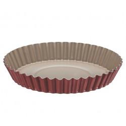 Форма для выпечки пирога 26 см Tramontina Brasil 20056/726