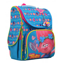 Рюкзак каркасный H-11 Trolls turquoise 1 Вересня 555162
