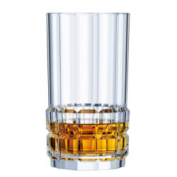 Набор стаканов высоких 360мл Eclat Facettes N4320