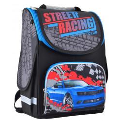 Рюкзак школьный PG-11 Street racing Smart 554515