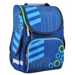 Рюкзак школьный PG-11 Mechanic Smart 554519