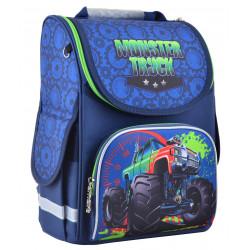 Рюкзак школьный PG-11 Monster truck Smart 554523