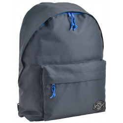 Рюкзак молодежный ST-29 Steel blue Smart 555389