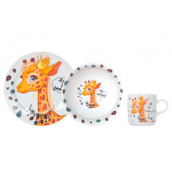 Детский набор 3пр Limited Edition Pretty Giraffe C389