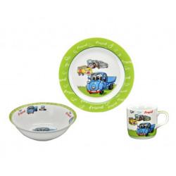 Детский набор 3пр Limited Edition Pretty Cars1 С425
