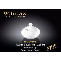 Сахарница 250мл Wilmax WL-995021