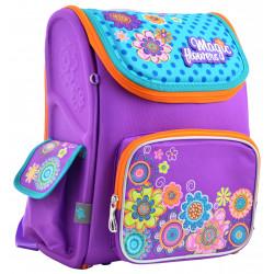 Рюкзак каркасный H-17 Flowers YES 555102