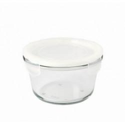 Емкость стеклянная круглая 490мл Krauff (32-72-003)