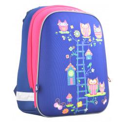 Рюкзак каркасный H-12-1 Owl blue YES 554495
