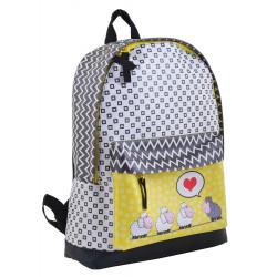 Рюкзак молодожный ST-28 Love sheeps YES 553544