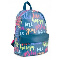 Рюкзак молодежный ST-28 Happy love YES 553530