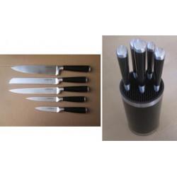 Набор ножей 6пр Lessner Ipswich 77208