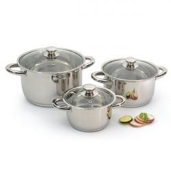 Набор посуды BergHOFF Vision Рrima 6 пр 1106010