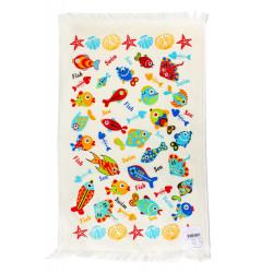 Полотенце кухонное 40х60 IzziHome - Рыбки