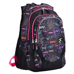 Рюкзак молодежный Т-27 OMG YES 554934