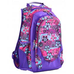 Рюкзак молодежный Т-27 Wildflowers YES 554936
